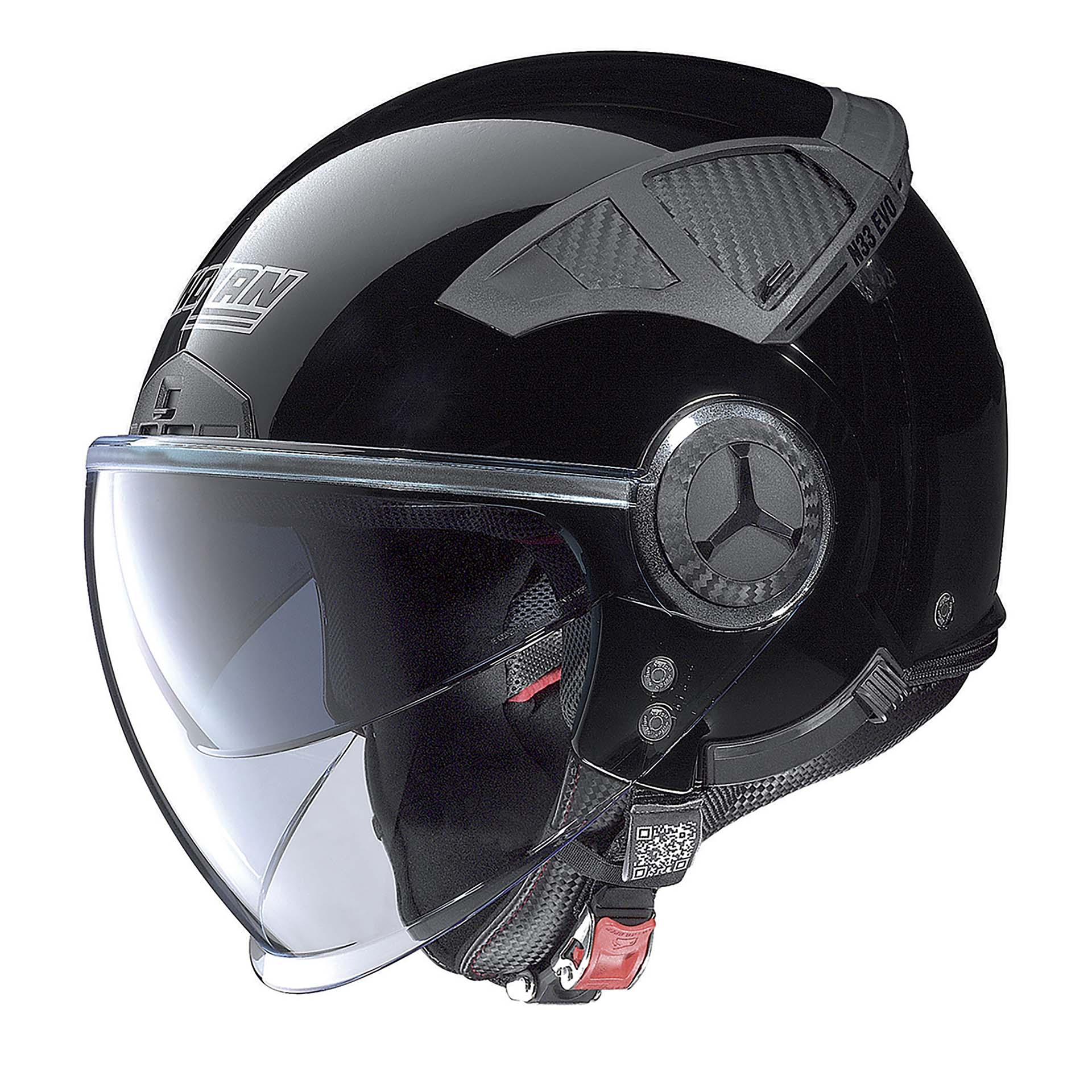 Casco Nolan N33 EVO color nero