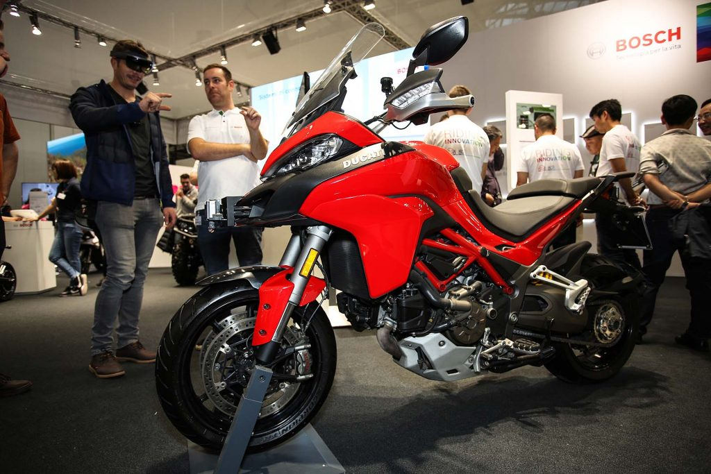 Bosch all'EICMA 2018