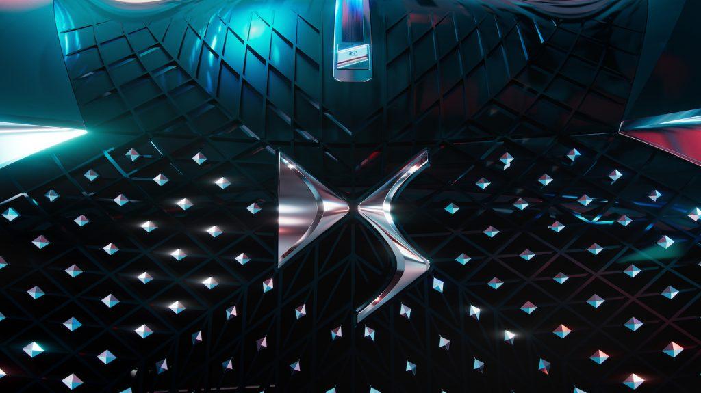 DS X E-TENSE, finestra sul futuro