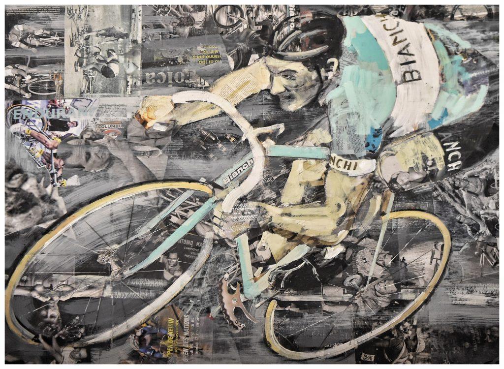 L'arte a due ruote di Miguel Soro