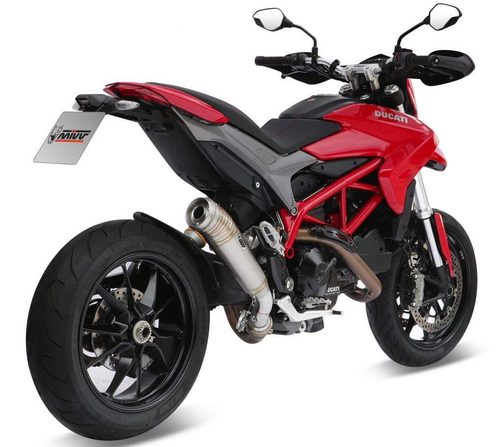 MIVV per Ducati Hypermotard
