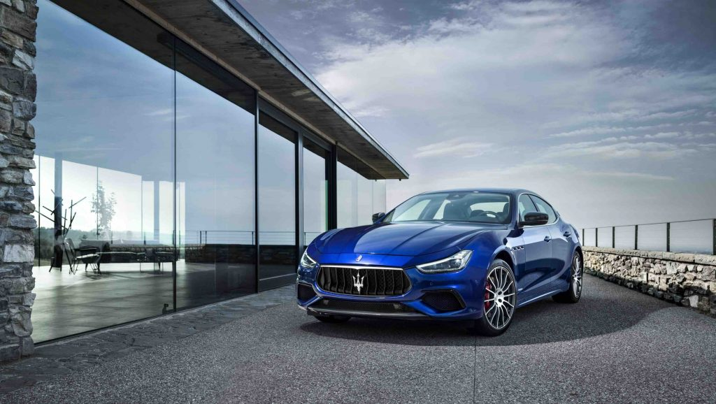 Hertz e Maserati, l'eccellenza va a noleggio