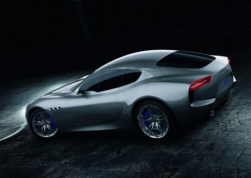 Maserati Alfieri: la prima elettrica del Tridente