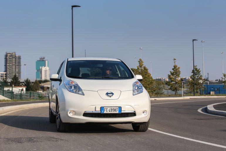 Nissan Leaf, consegnata la n. 500.000