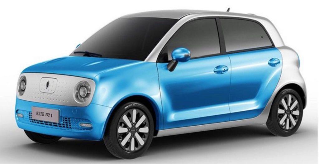 L'auto elettrica ed economica: Great Wall ORA R1 – RED300 n°16