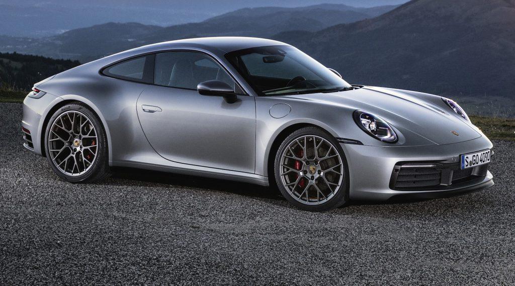 Nuova Porsche 911, l'evoluzione continua