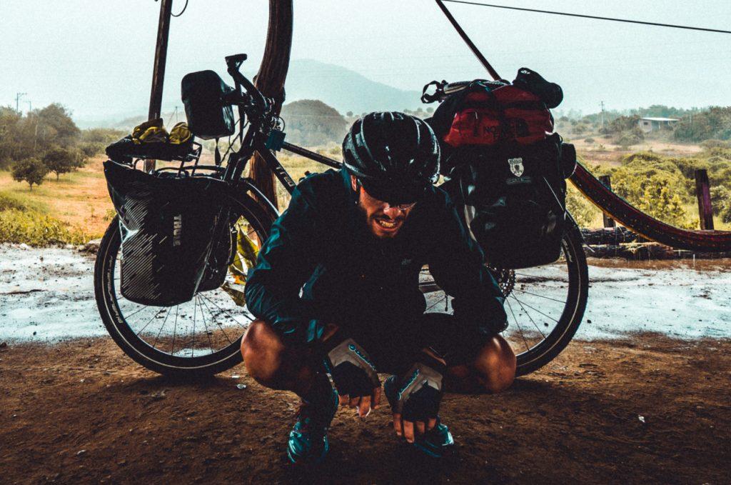 Incidenti, dislivelli e serpenti. Il Messico in bici? Impegnativo