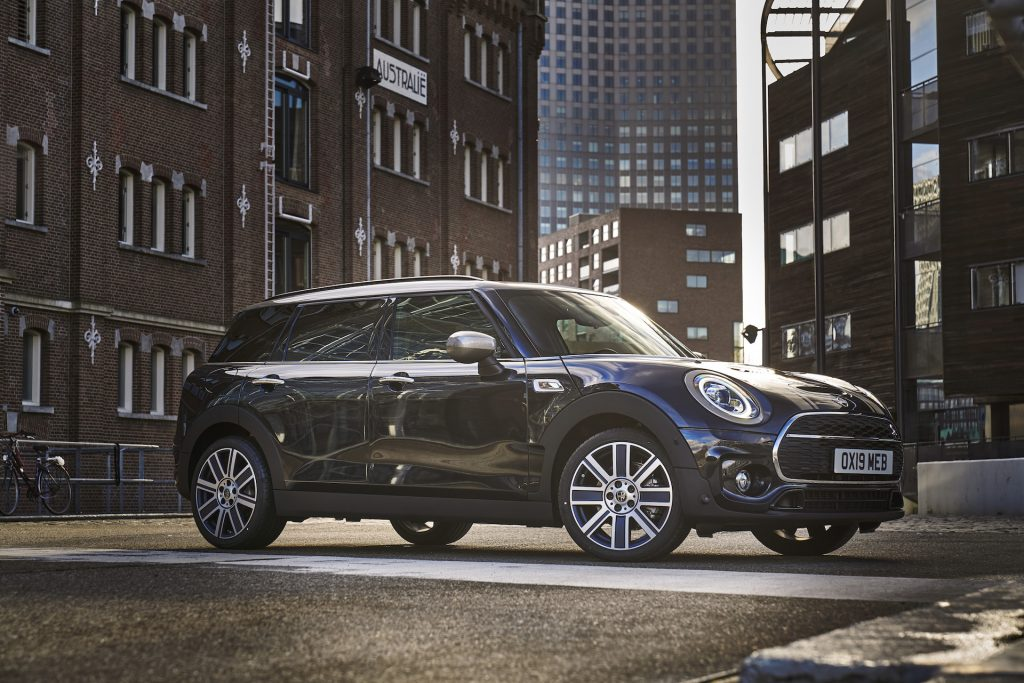 MINI Clubman, restyling all'inglese