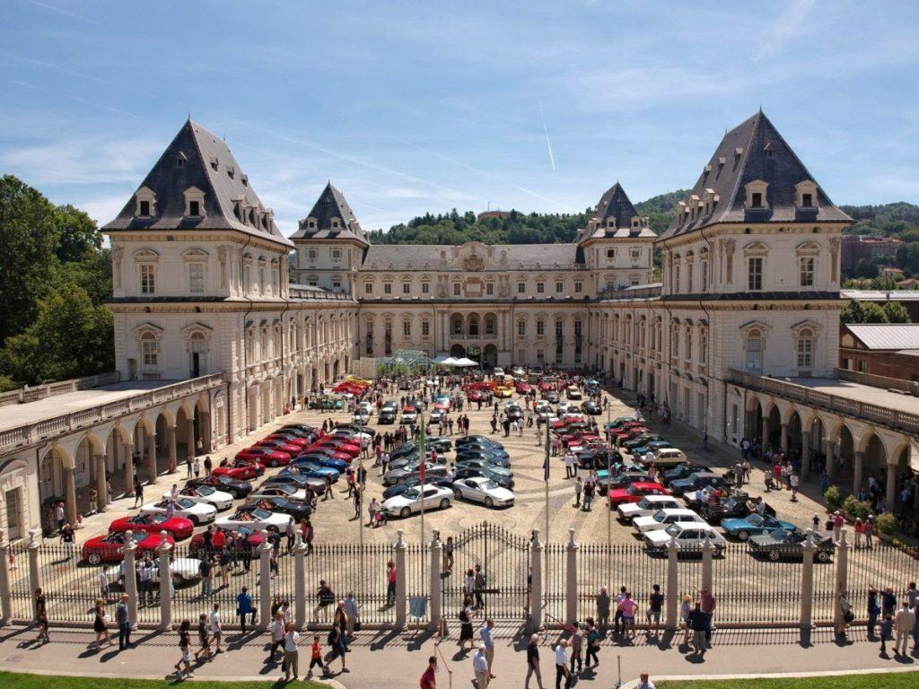 Il Salone del Parco Valentino diventa Milano-Monza Open Air Motor Show