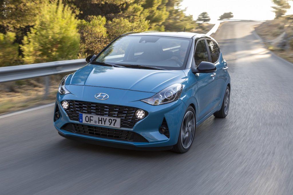 Hyundai i10 1.0 MPI, quanto consuma su strada