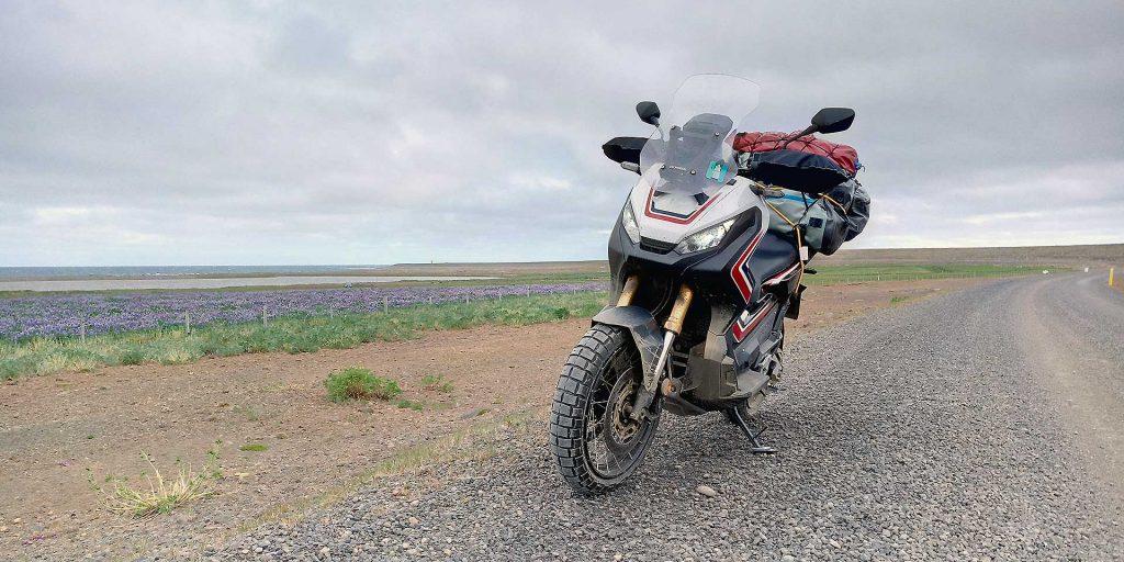 In Islanda con Honda X-ADV  Diario di viaggio
