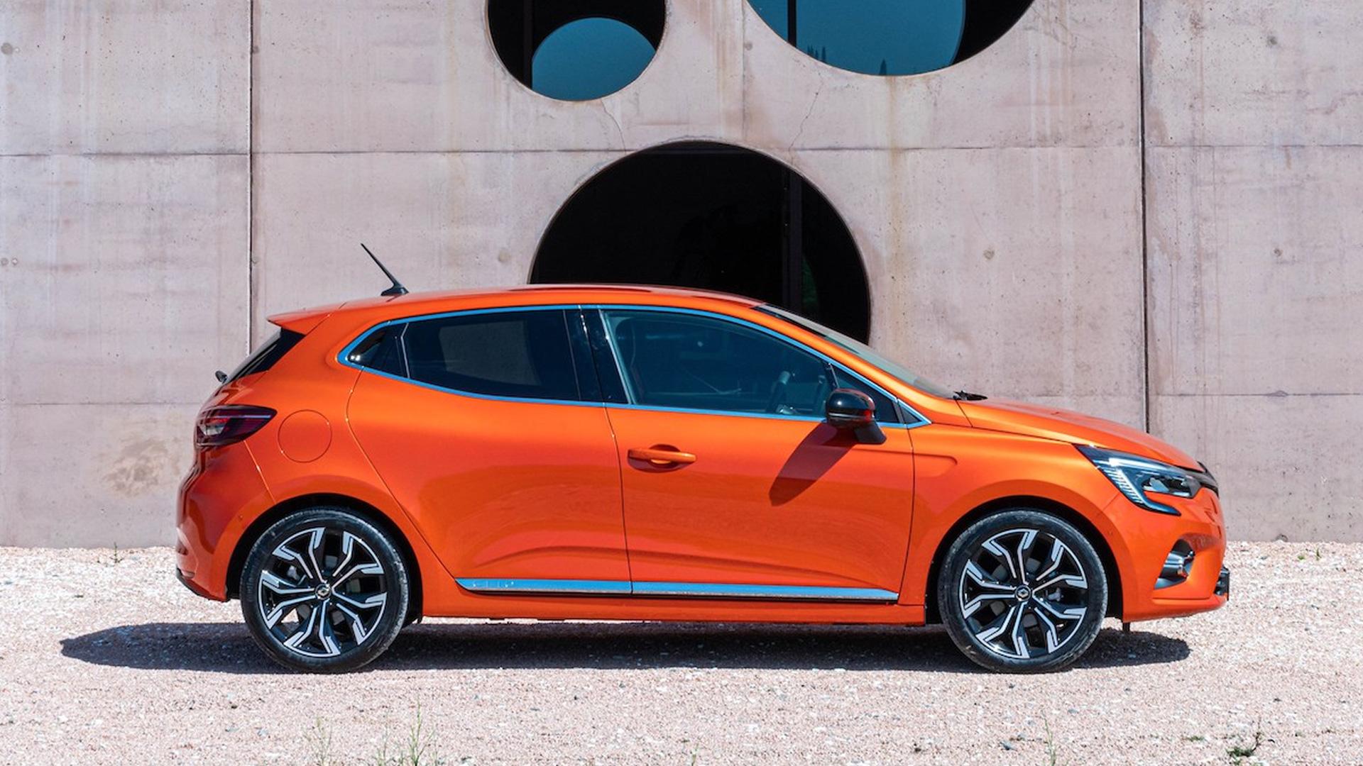 Renaul Clio 2020 migliori auto a GPL