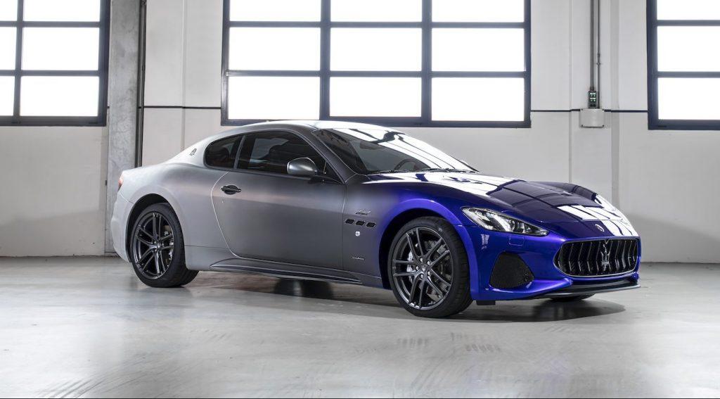 """Maserati GranTurismo Zéda, l'ultima della """"specie V8 aspirato"""""""
