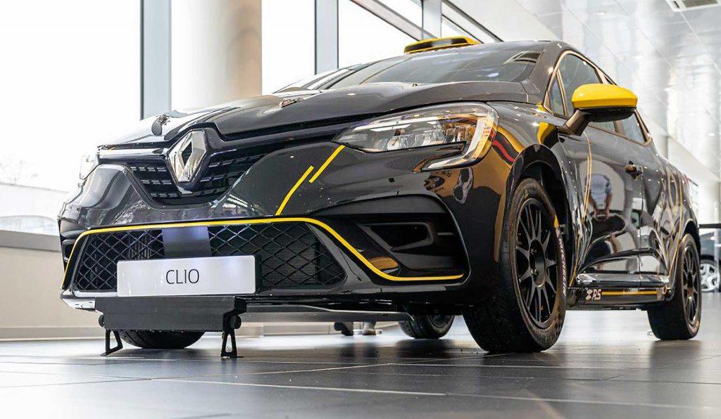 Nuova Renault Clio Rally