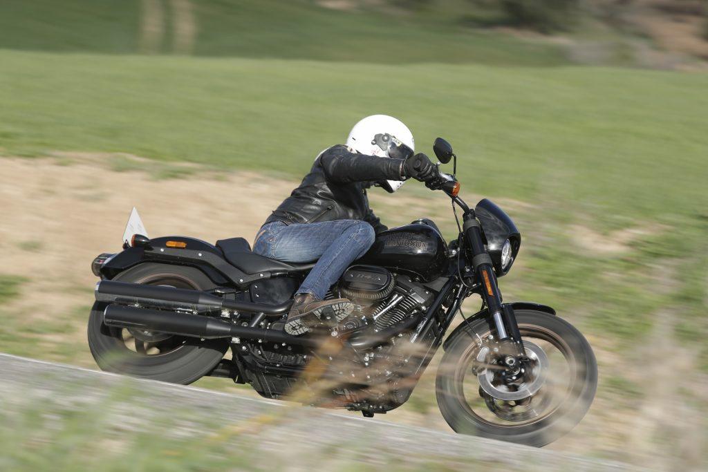 Harley-Davidson Softail  il mondo si evolve
