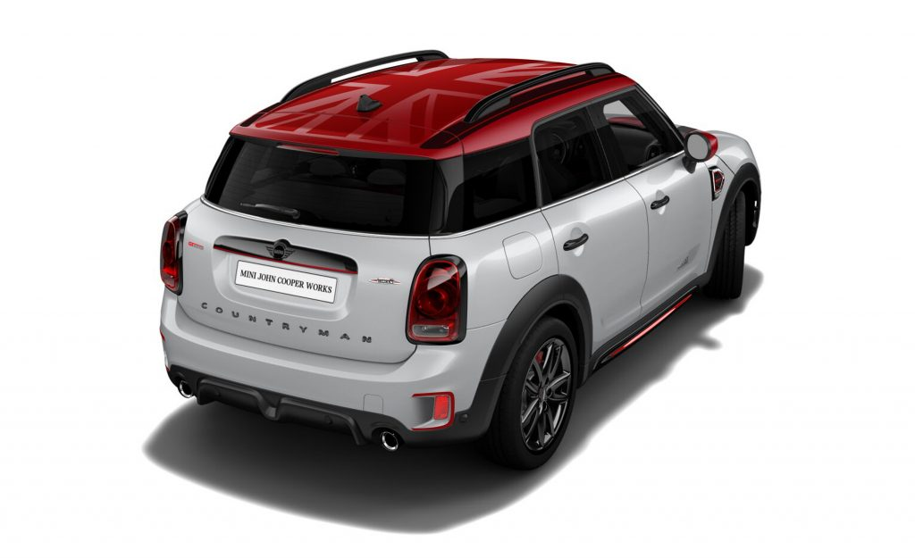 MINI Countryman JCW GT Edition