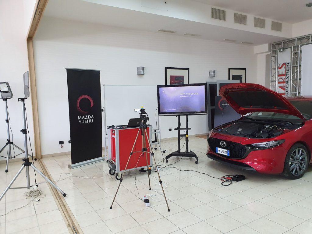 Coronavirus, Mazda risponde con i corsi online per i tecnici della rete di assistenza