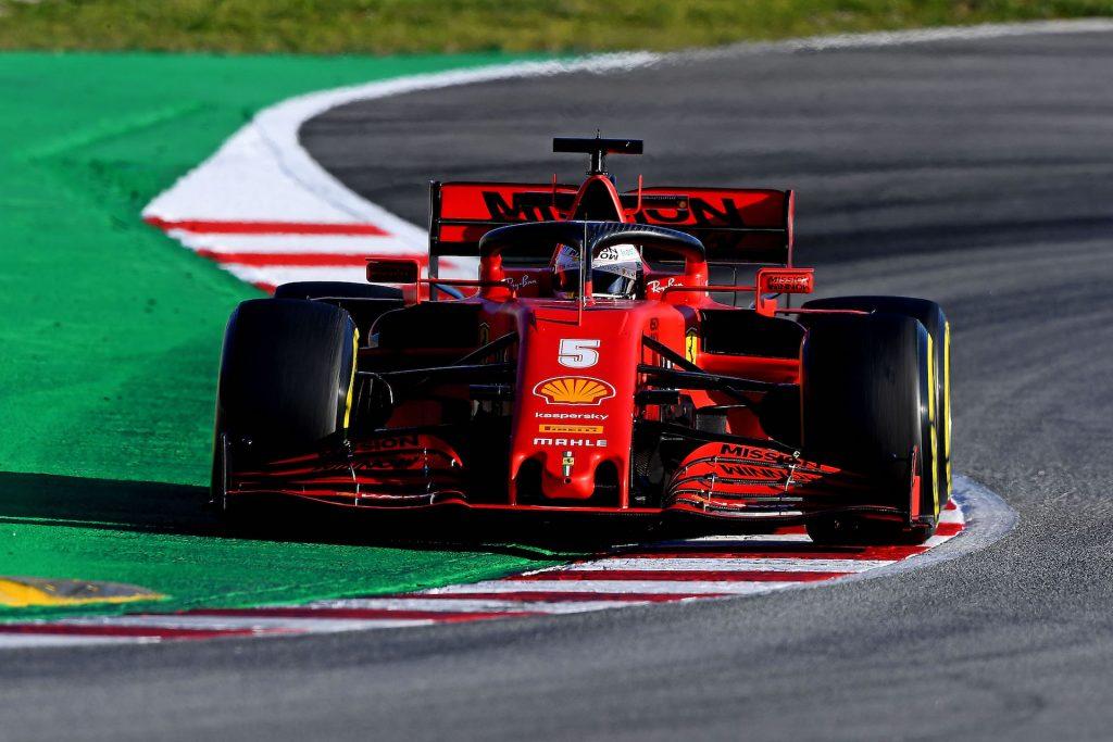 """Coronavirus, l'usato a """"km zero"""" arriva in Formula 1"""