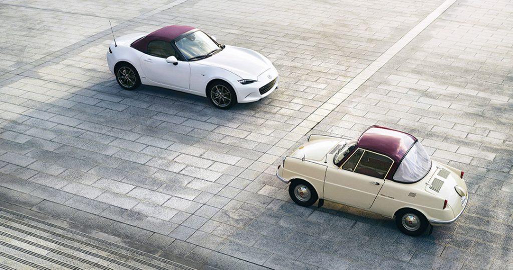 Mazda 100th anniversary  e tutta la gamma è speciale