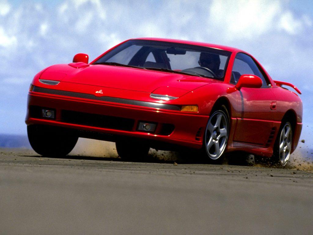 Le giapponesi più veloci della Ferrari: Honda, Mazda, Mitsubishi, Nissan e Toyota