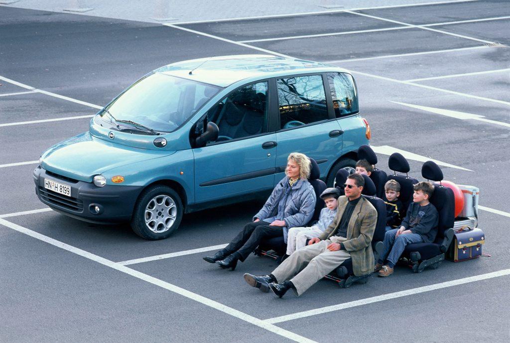 """Fiat Multipla, un'auto geniale. Altro che """"mostro"""""""