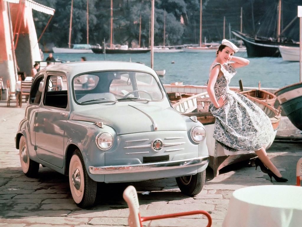 Fiat 600, una storia gloriosa, messa in ombra dalla 500