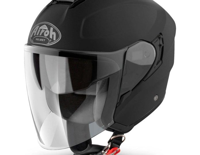 Casco Airoh Hunter