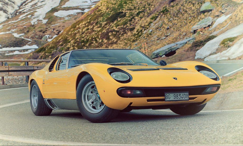 """Ferruccio Lamborghini e la """"supersportiva migliore di sempre"""""""