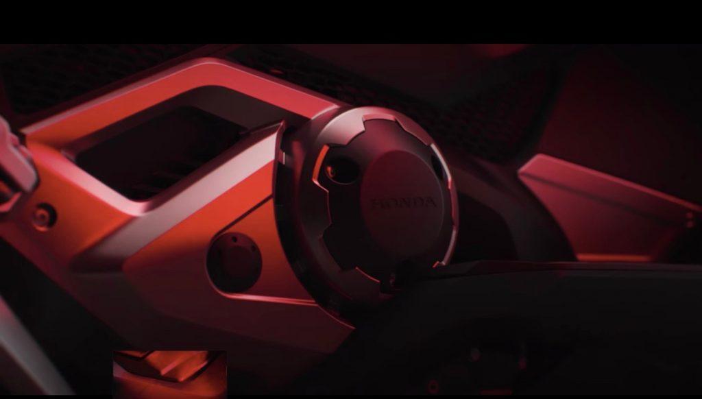 Honda Forza 750 – il primo teaser. Può essere l'anti TMax?
