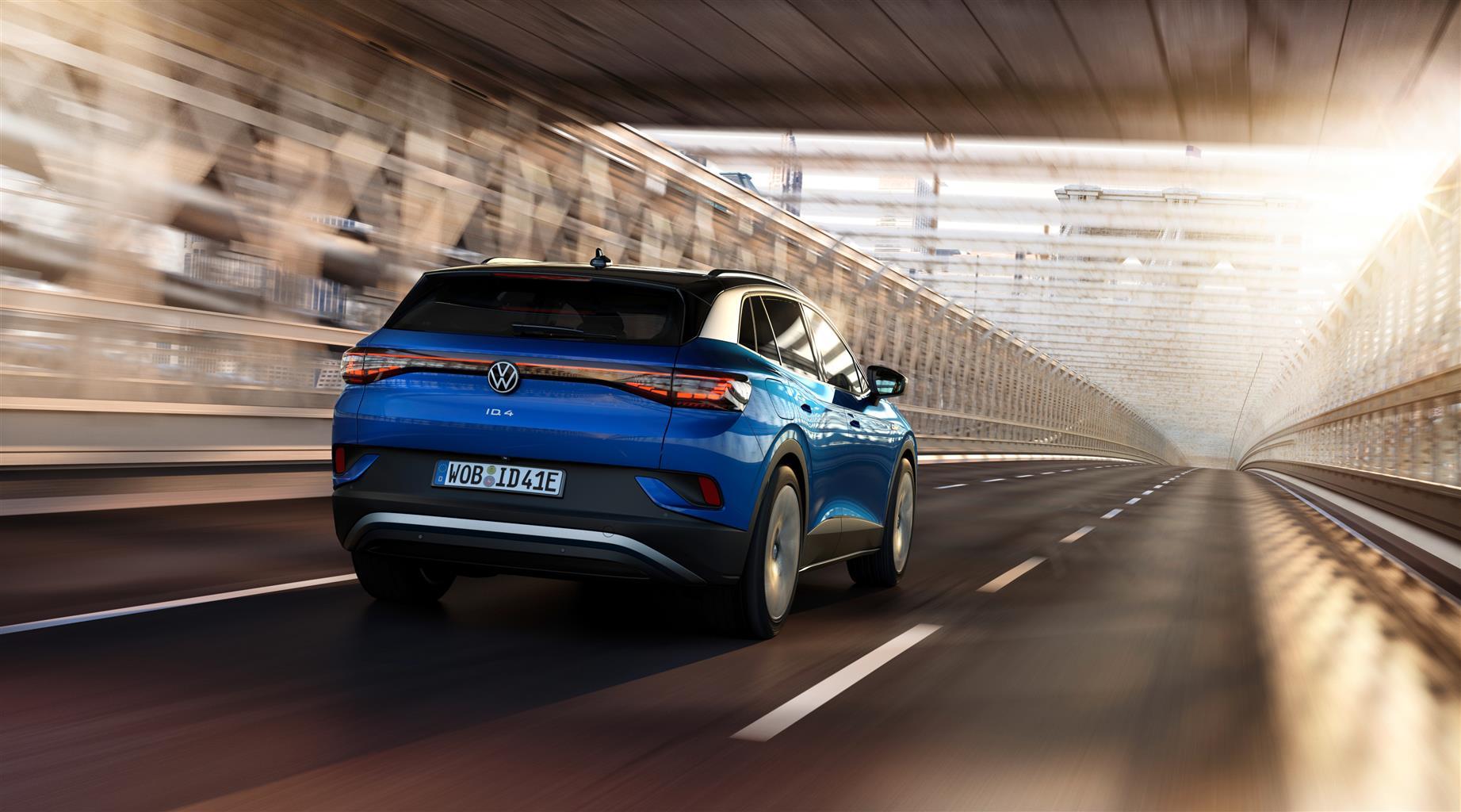 Volkswagen ID.4 tre quarti post