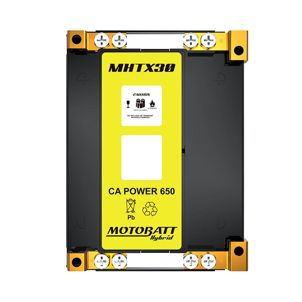 Motobatt, come funziona e quali vantaggi dà la batteria ibrida (per moto)