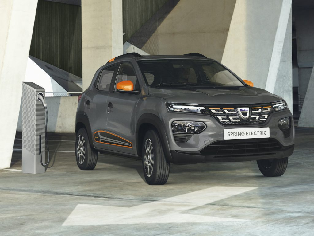Dacia Spring Electric, l'elettrica per tutti (da circa 20.000 euro, senza incentivi)