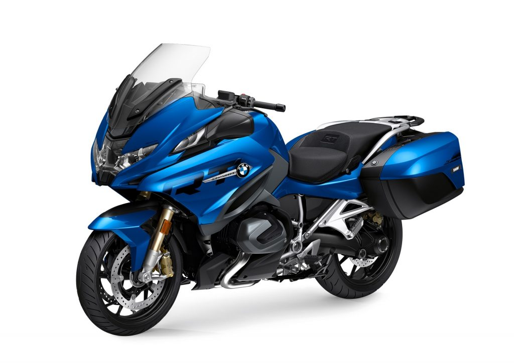 BMW R 1250 RT 2021, tecnologia al top