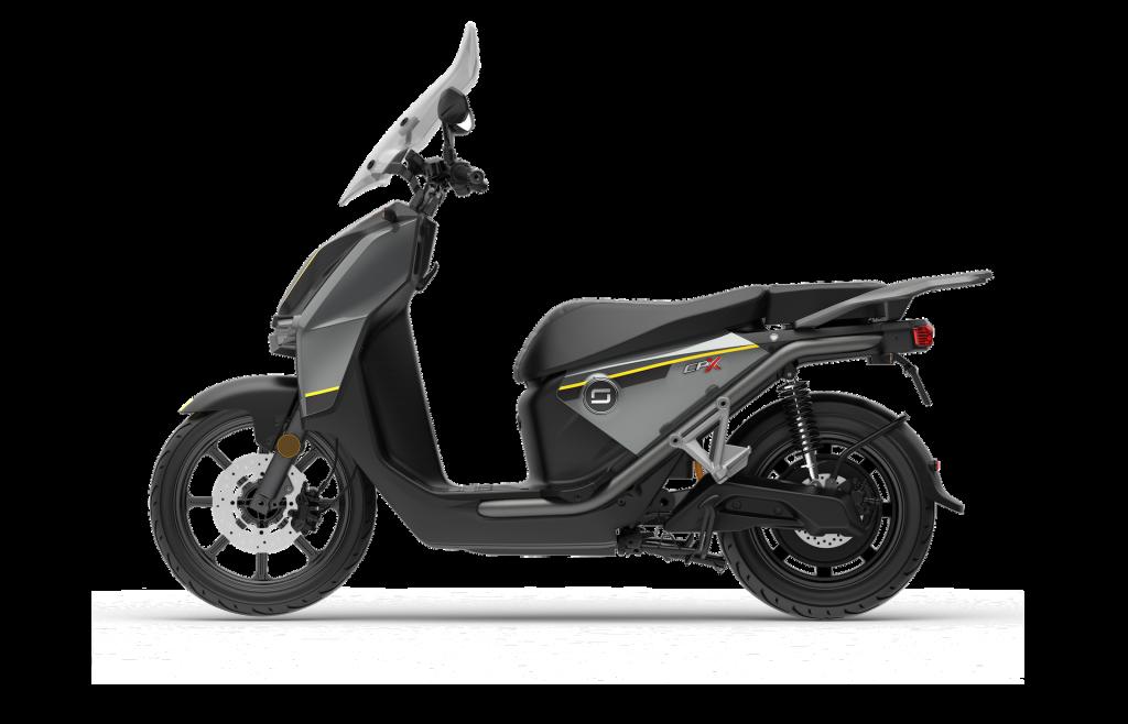 Scooter elettrici, Super Soco CPx nelle concessionarie a ottobre