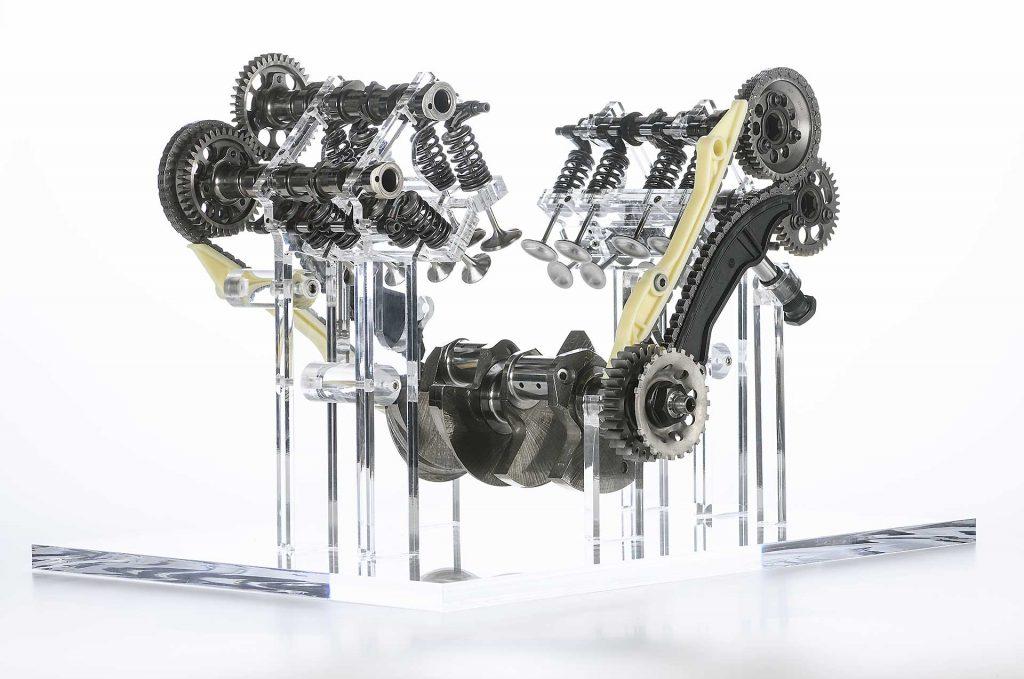 V4 Granturismo, ecco il motore della Ducati Multistrada V4