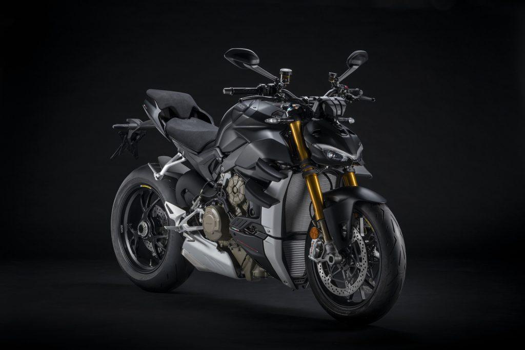 Ducati Streetfighter V4, Euro5 e nuovo colore