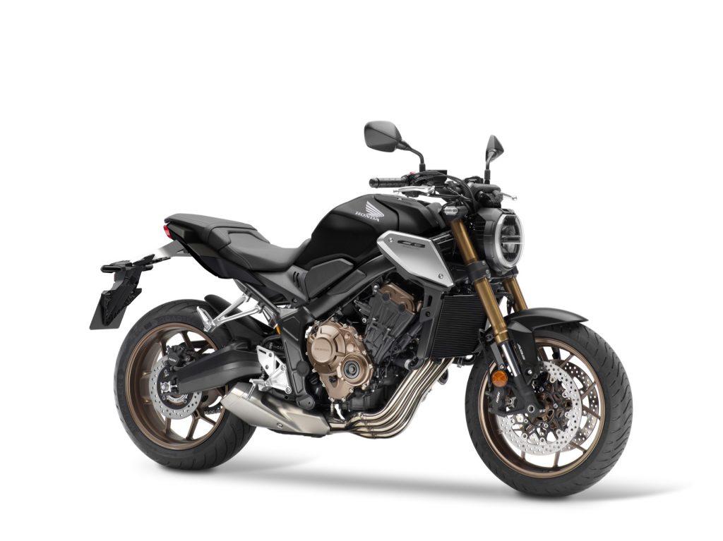 Honda CB650R e CBR650R 2021, Euro 5 con tante novità