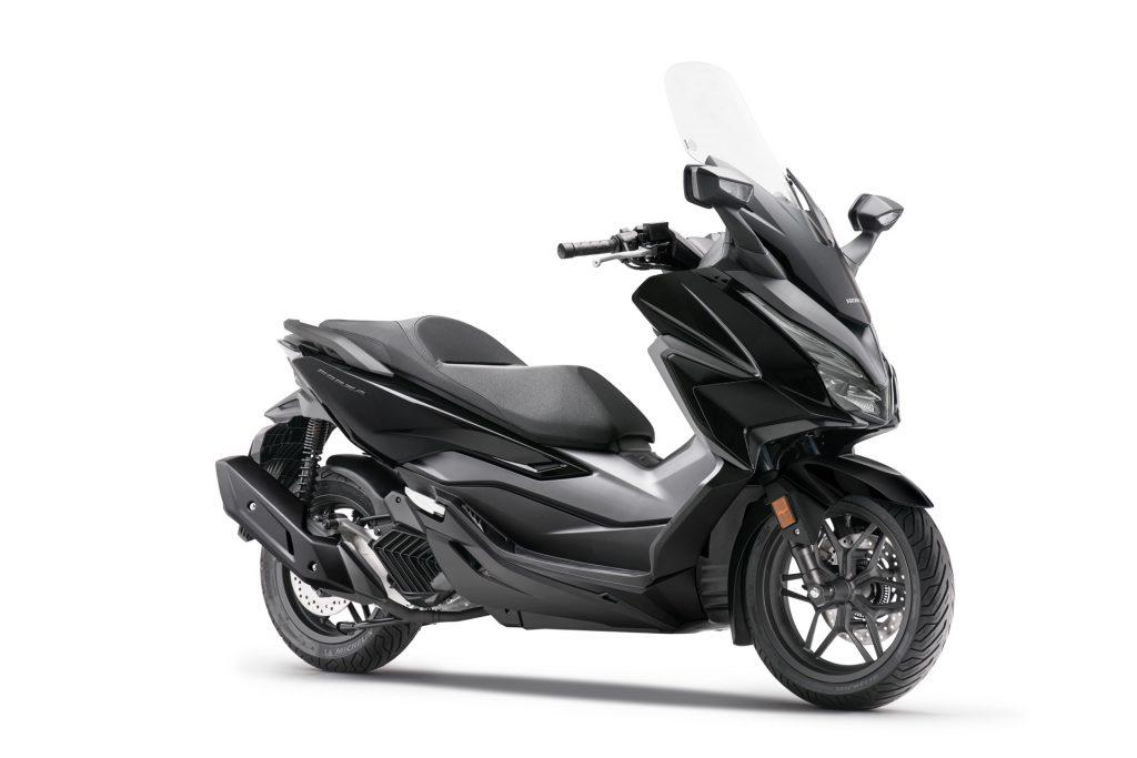 Honda Forza 125 my 2021, il piccolo lord