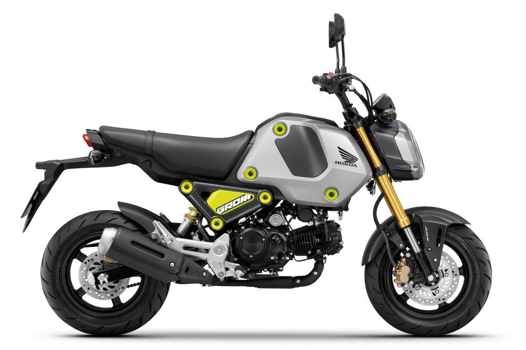 Honda MSX 125 GROM, nome nuovo e motore Euro5