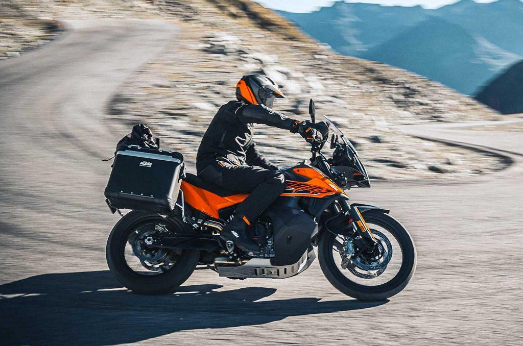 KTM 890 Adventure, ancora più grinta