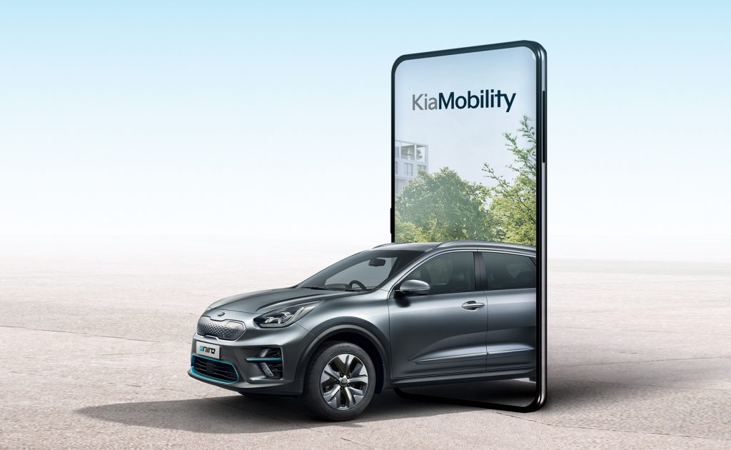 "KiaMobility, il ""light renting"" secondo Kia"