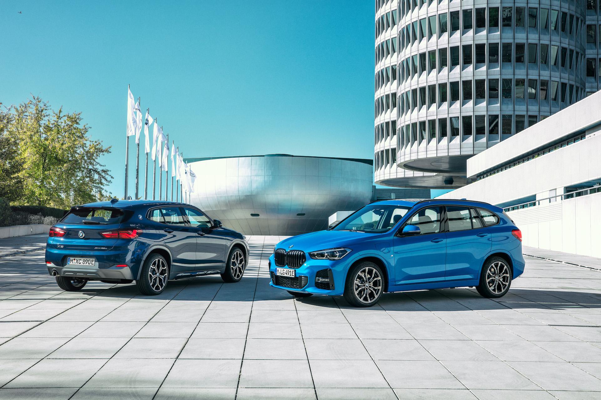 BMW #ElectrifYou BMW e MINI elettrficate