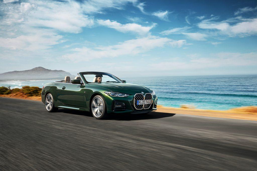 BMW Serie 4 Cabrio, bentornata tela!