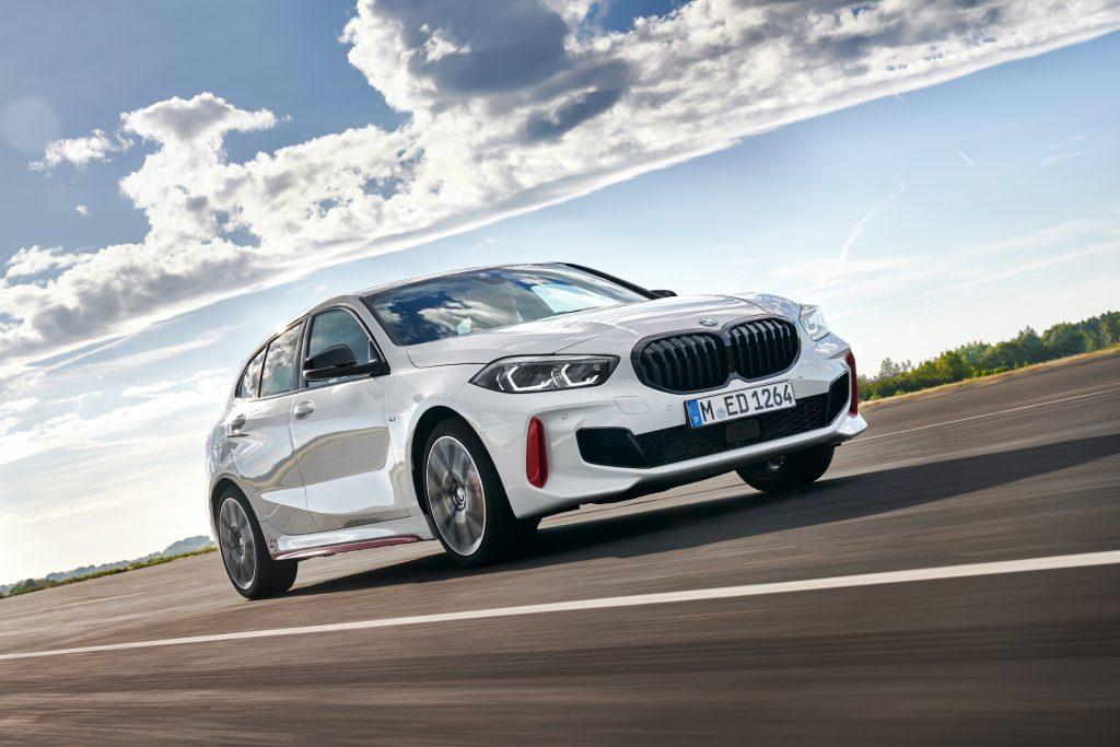 Nuova BMW 128ti, come le bavaresi di una volta (o quasi)