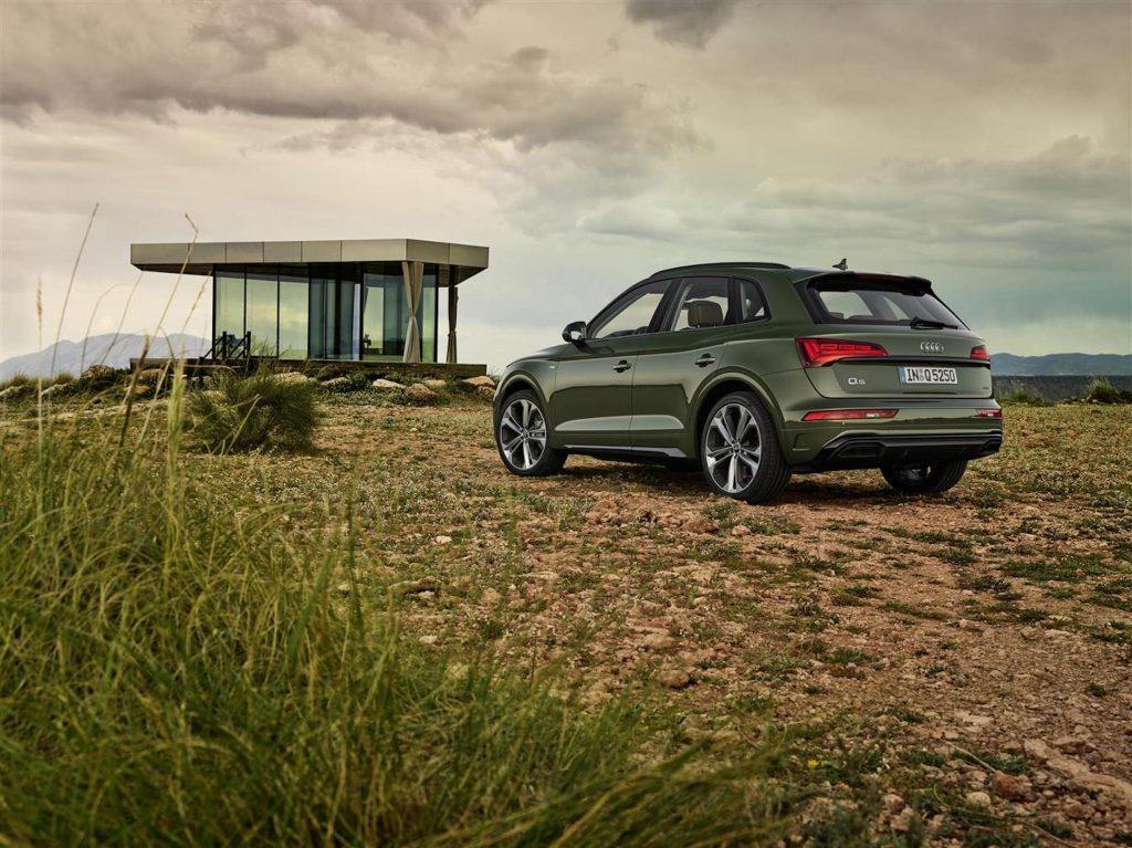 Audi Q5, ecco il nuovo diesel di accesso alla gamma: 163 cv e prezzi da 50.900 euro