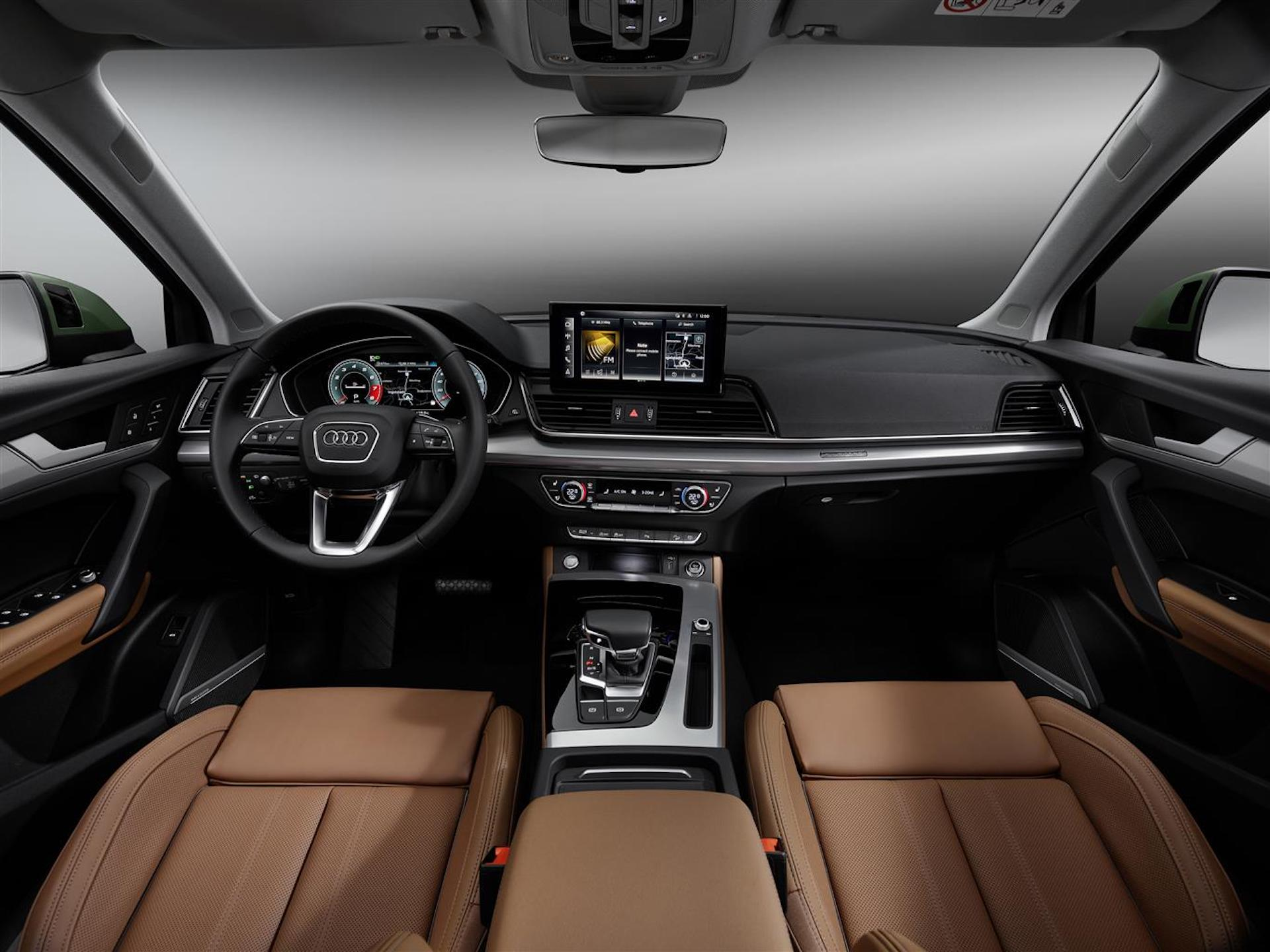 Audi Q5 MY21 35 tdi
