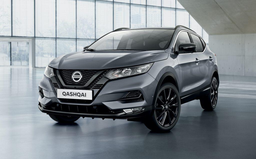 Nissan Qashqai N-Tec Start, solo per l'Italia a tutta tecnologia